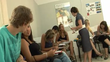 (Video) Easy School of Languages La Valetta