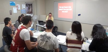 (video) Worldwide School of English - School Tour