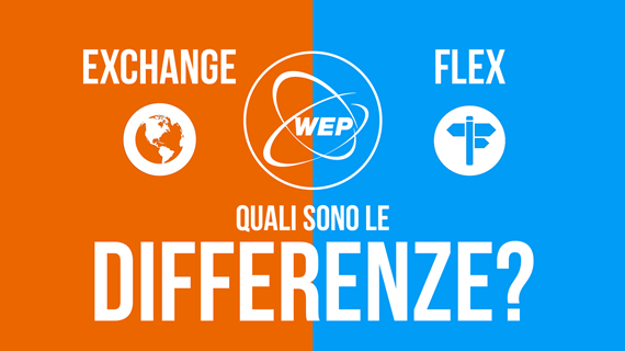 Guarda il video sulle differenze tra Exchange e Flex