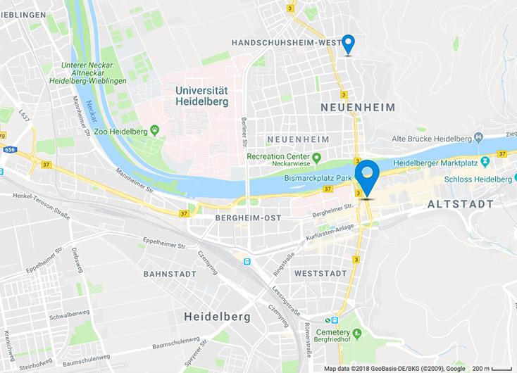 Dating online Heidelberg Germania spiritoso datazione Commenti