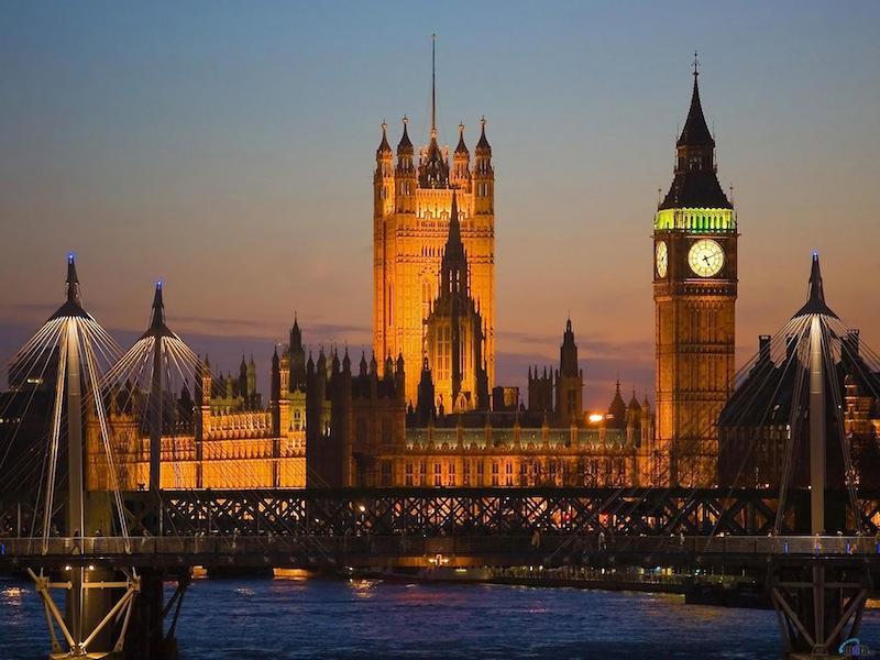 Vacanza studio con accompagnatore in Gran Bretagna, a Londra