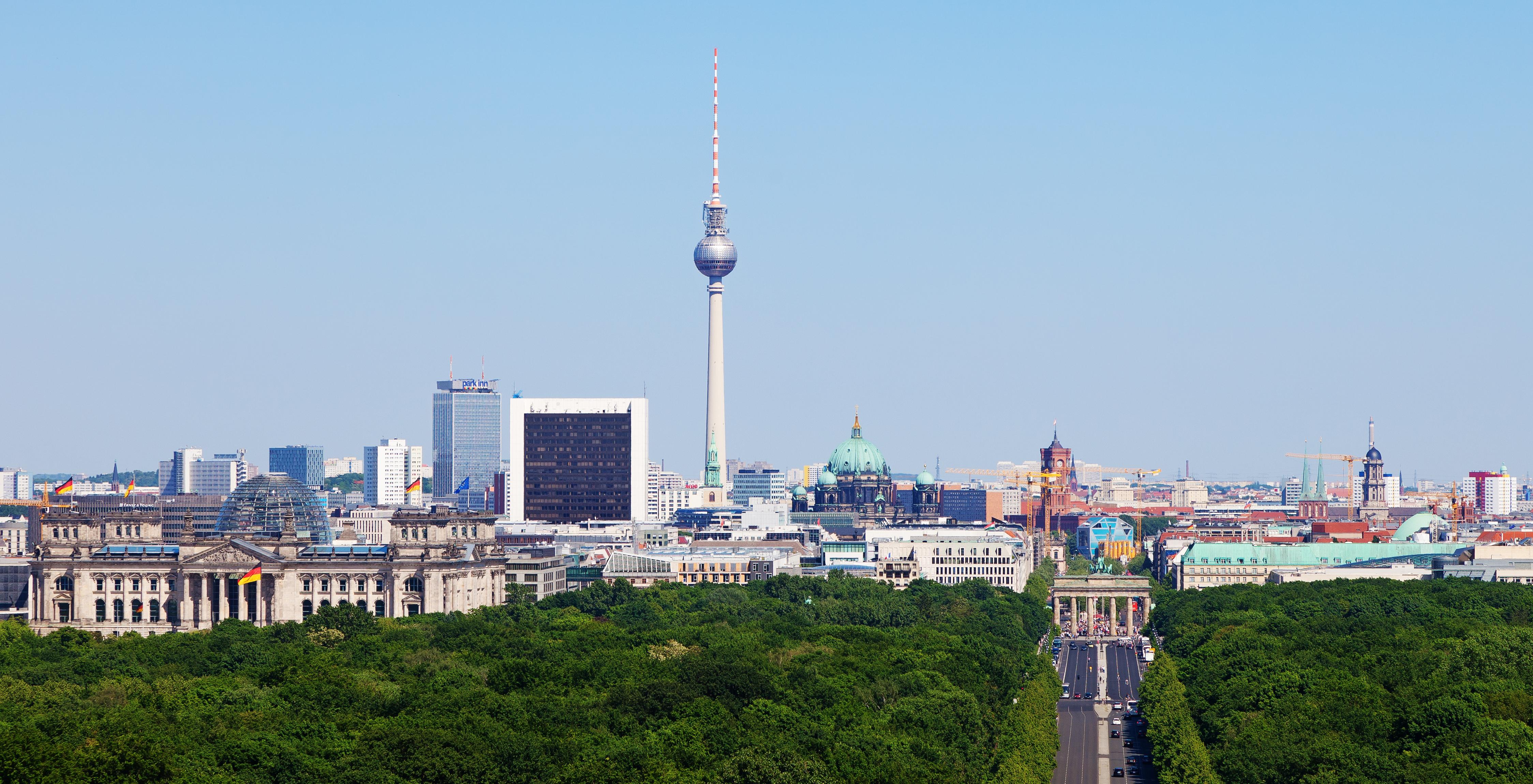 Anno all\'estero - Germania - Berlino