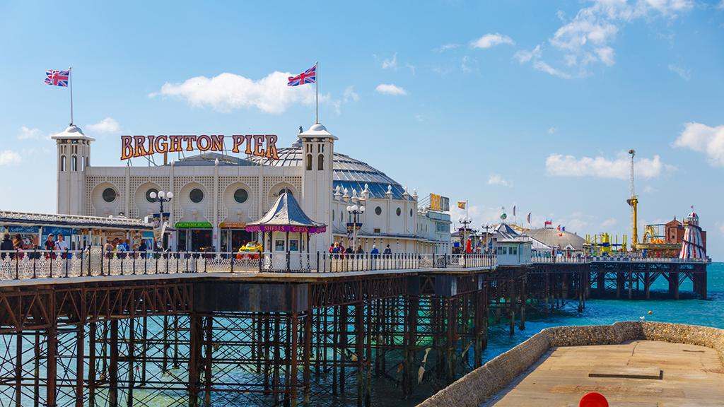 Vacanza studio a Eastbourne - Inghilterra