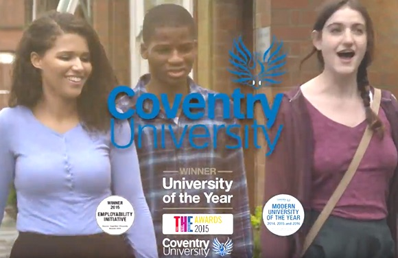 (video) Coventry University