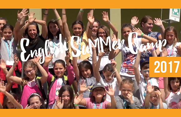 (video) English Summer Camp 2017 a Bardonecchia